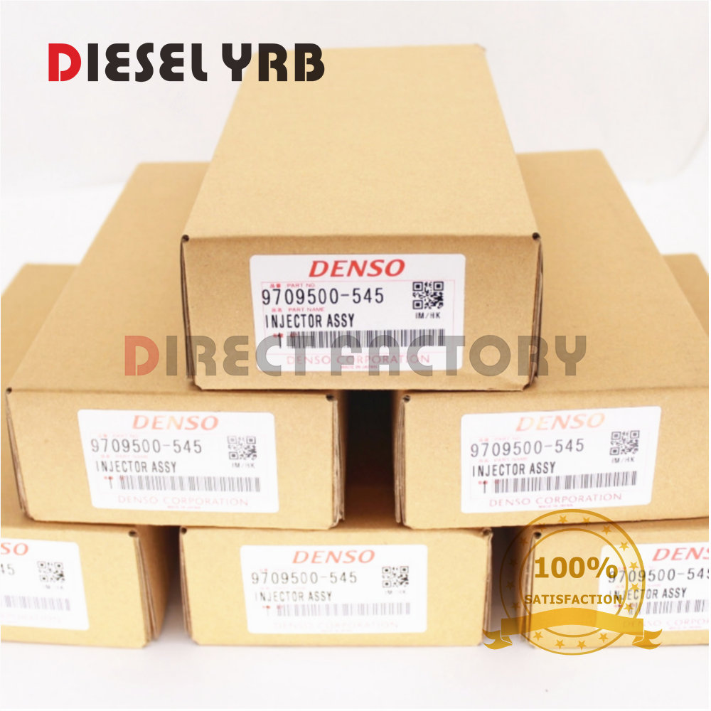 100% Original new high quality Common Rail injector 095000-5450 ME302143