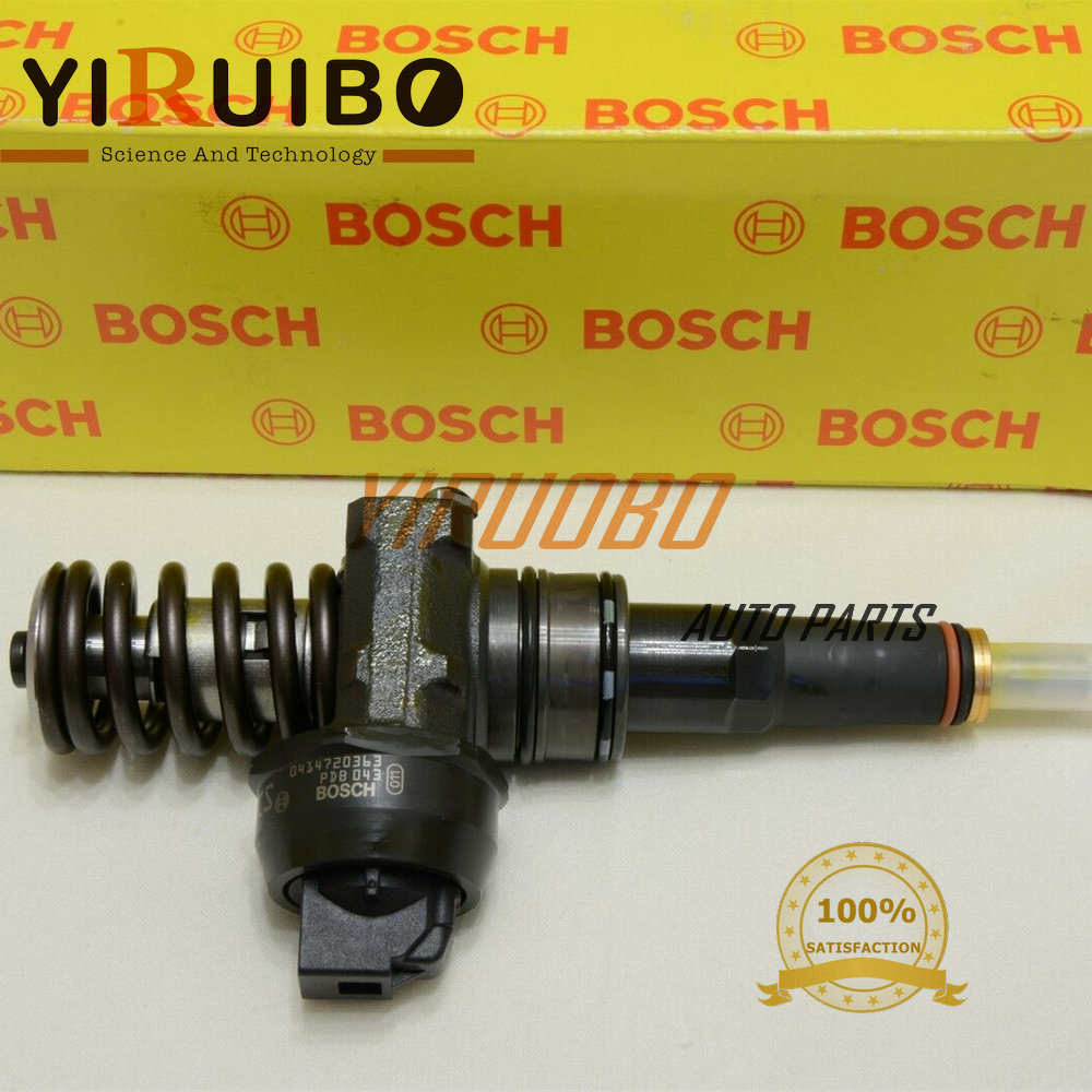 Original new Fuel injector 0414720363 038130073BN fit for VW for Audi for Seat NEW