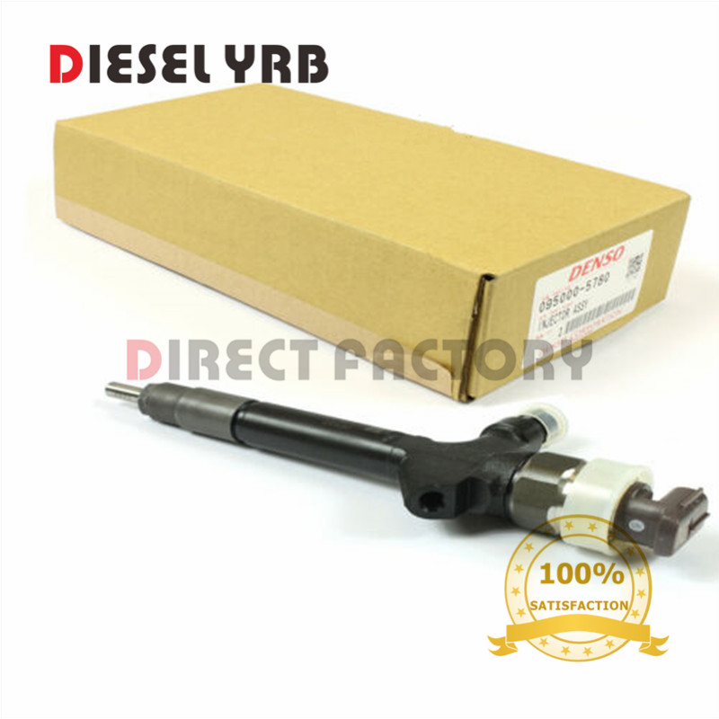 Genuine original new injector Diesel Injector 095000-5780