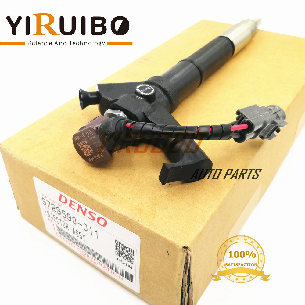 Original new 295900-0110, 295900-0020 23670-29105, 23670-29055 injector for 23670-26020, 23670-26011
