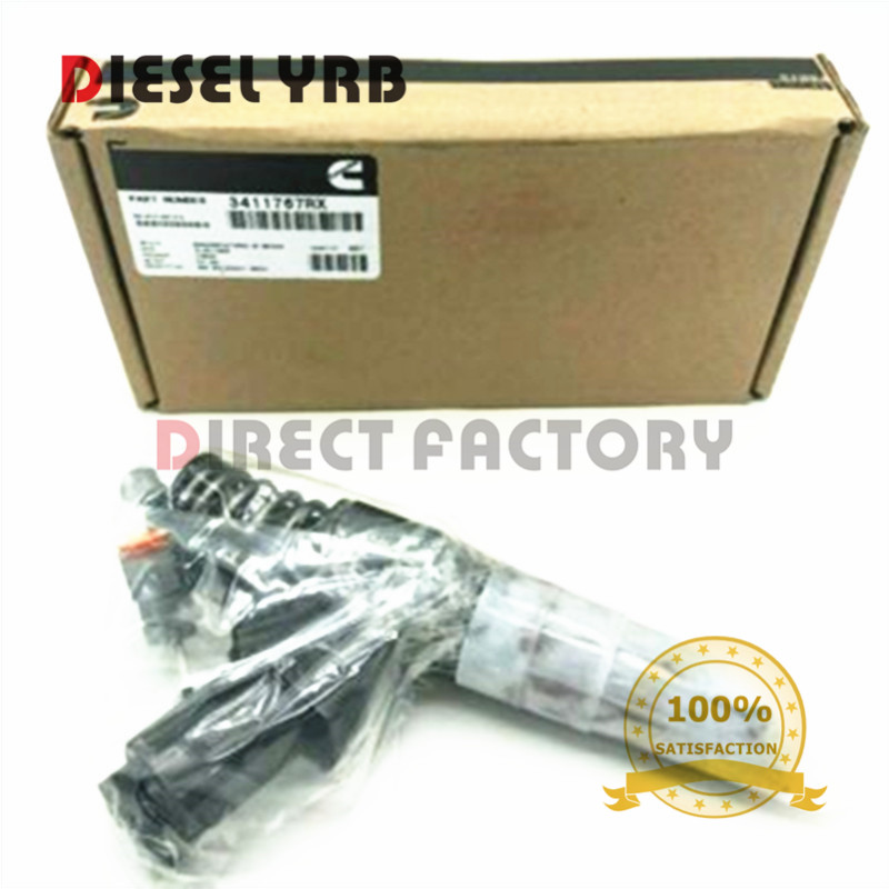 Remanufactured Injector 3411767RX for Cummins N14 injector 3411767