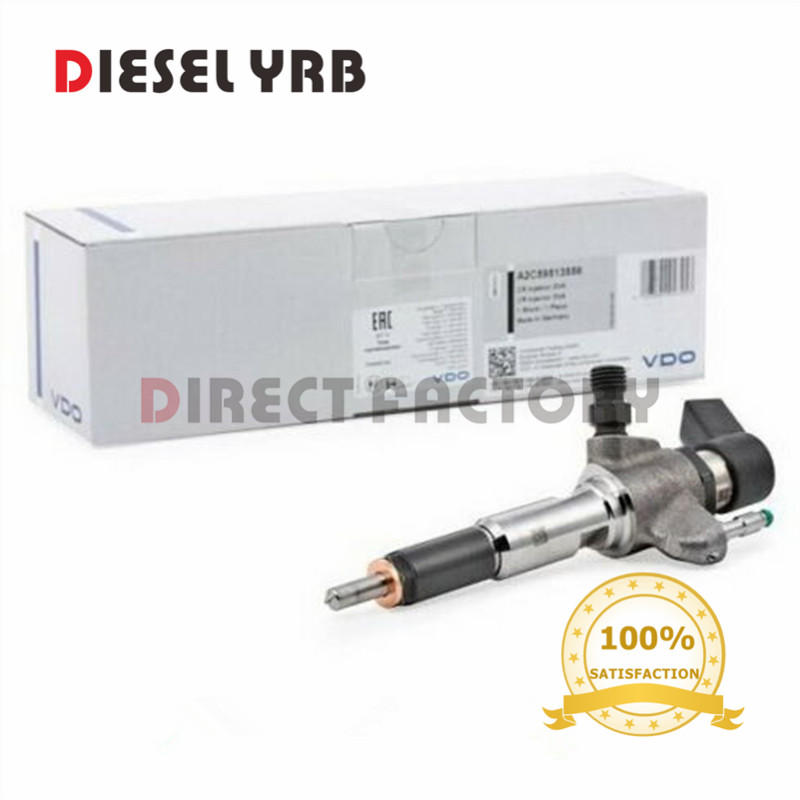GENUINE BRAND NEW DIESEL FUEL INJECTOR 5WS40677, A2C53252642, A2C59513556, 50274V05, 1685796, 1709667, 31303994, 31336585
